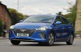 New Hyundai Ioniq vs used BMW 330e