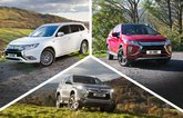 We used the Mitsubishi Eclipse Cross, Outlander PHEV and Shogun Sport to tackle a trip from Ullswater to Kirkstone peak