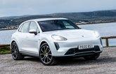 Porsche electric SUV render
