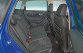 Skoda Karoq back seats