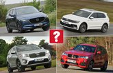 Best used large SUVs for less than £20,000