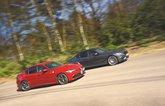 Used Alfa Romeo Giulia Quadrofoglio vs BMW M3