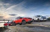 New Citroen C5 Aircross & Honda CR-V vs Mazda CX-5