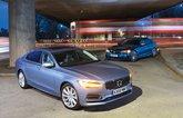 BMW 5 Series vs Volvo S90