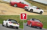 Used test: Abarth 124 Spider vs Audi TT Roadster