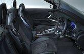 Audi TT seats