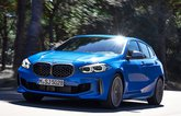 2020 BMW 1 Series front