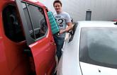 Vauxhall Combo Life door