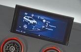 Audi SQ2 infotainment