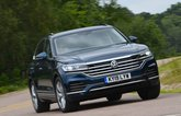 2019 Volkswagen Touareg review: price, specs and release date