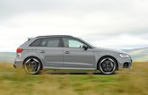 Audi RS3 side