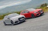 Audi RS3 vs Mercedes-AMG A45
