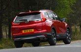 LT Honda CR-V Hybrid rear