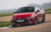 We're giving you the chance to test-drive the all-new Toyota Corolla hybrid