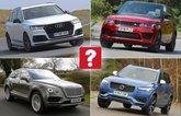 Best used luxury SUVs