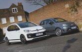 Used test: Abarth 595 vs Volkswagen Up GTI