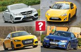 Best used coupes for less than £20,000