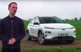 Doug Revolta with Hyundai Kona Electric
