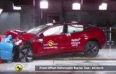 Tesla Model 3 crash test video
