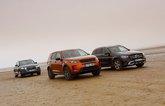 New Land Rover Discovery Sport & Mercedes GLC vs Audi Q5