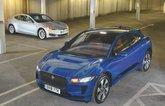 Used test: Jaguar I-Pace vs Tesla Model S