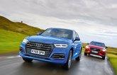 New Audi Q5 vs Volvo XC60