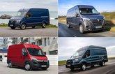 Large vans compilation image