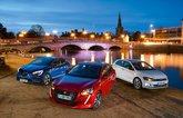 New Peugeot 208 & Renault Clio vs Volkswagen Polo