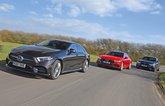 Mercedes CLS vs Audi A7 vs BMW 6 Series GT