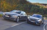 Used test: Audi A8 vs Mercedes-Benz S-Class