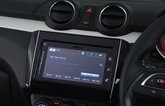 Suzuki Swift infotainment screen