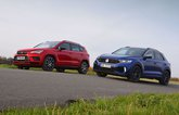 Volkswagen T-Roc R vs Cupra Ateca