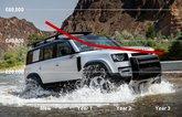 2020 Land Rover Defender depreciation
