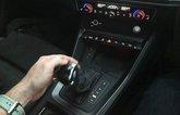 LT Audi Q3 Sportback - using gear selector