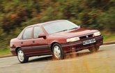 Vauxhall Cavalier Mk3 front