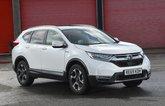 Infotainment test Honda CR-V