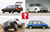 Greatest cars in our history