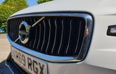Volvo S60 2020 Grille detail