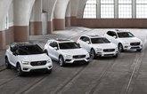 Volvo models