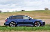 Audi RS6 Avant side