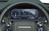 Land Rover Discover Sport instruments - 69-plate car