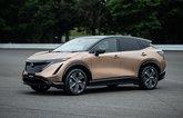 2021 Nissan Ariya front