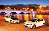 Used BMW i3 vs Volkswagen e-Golf header image