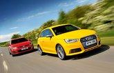 Audi S1 vs Volkswagen Golf GTI