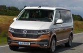Volkswagen California front three quarters
