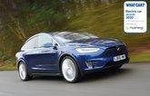 Electric Car Awards - Tesla Model X