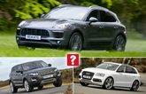 Used test: Audi SQ5 vs Range Rover Evoque vs Porsche Macan
