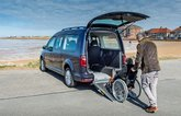 Best Motability cars for wheelchairs