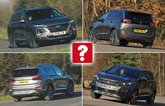 Used test: Hyundai Santa Fe vs Peugeot 5008