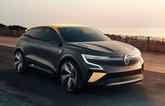 2022 Renault Megane eVision front